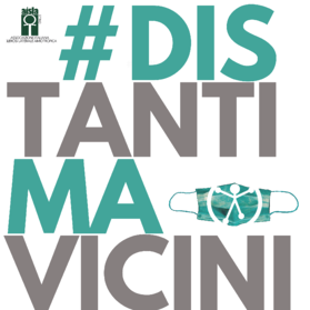 #DISTANTIMAVICINI CONCEPT BACKGROUND BIANCO 06
